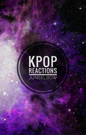 Kpop Reactions - Into PDA - Winner -MTL - Wattpad