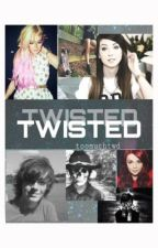 Twisted {Chandler Riggs} by toomuchtwd