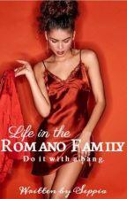 Life in the Romano Family || A Mafia Romance by SeppiaXO