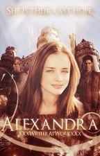 Alexandra by xXxWriterAtWorkxXx