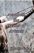 Annabeth the Hunter of Artemis  by valentena365