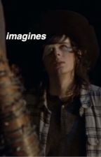 Carl Grimes & Chandler Riggs Imagines by grantguhst