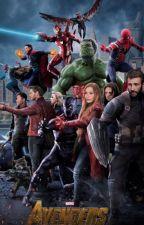 Avengers; Imagines by julynarry