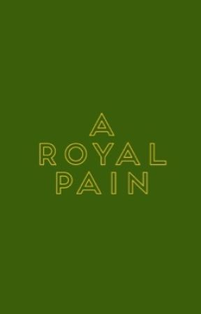 A Royal Pain - Supernatural x Good Omens - [Completed] - A/N - Wattpad