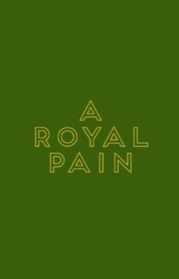 A Royal Pain - Supernatural x Good Omens - [Completed