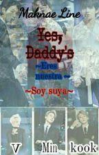 ×Yes Daddy's× [Maknae Line] +18  by Lugreysi