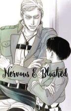 Nervous & Blushed by NoodlesAndPassion