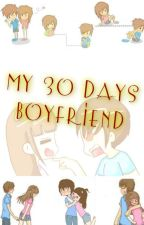 My 30 days boyfriend by sunnyjoongkookie