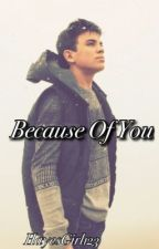Because Of You (Hayes Grier) by hxyesbbygirlx