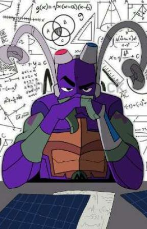 Donatello x reader || Too smart for a heart || by _Sbeve_