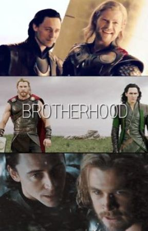 Brotherhood - Loki a Thor  by Trickster9596