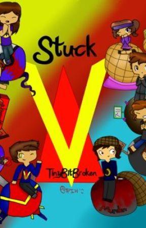 Stuck (Venturiantale) by TinyBitBroken