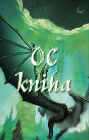 OC kniha  by susenka_RPG