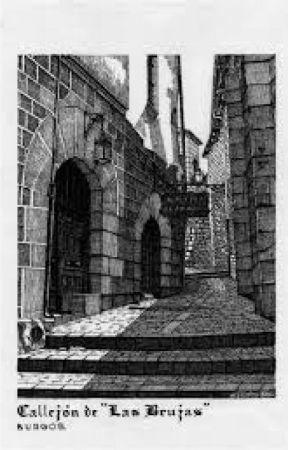 La bruja del callejón by AdrianaGarcia718