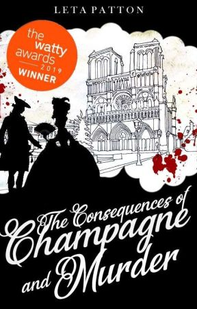 The Consequences of Champagne and Murder by poznati