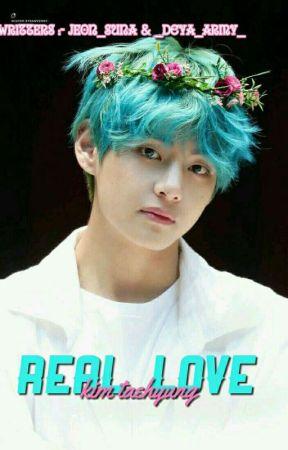 Real Love   K.TH by jeon_suna