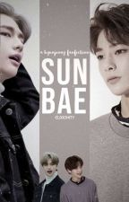 -sunbae. hhj + yji by -elixionity