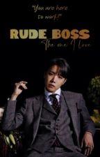 RUDE BOSS / Hoseok by KIMSHAJIN