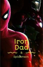 Spiderson and irondad oneshots  by kyra-june