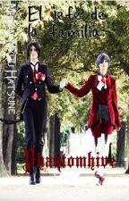 El jefe de la familia Phantomhive. [Fanfic Kuroshitsuji] by MiriamHatsune