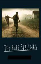 The rhee siblings by KeiraWright2