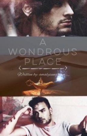 A Wondrous Place || Ziam by analyzingziam_