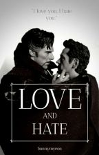 Love and Hate || Ironstrange by Bunnymye0n