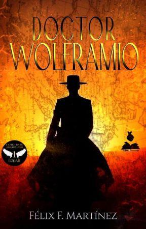 Doctor Wolframio by FelixFMartinez