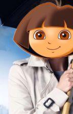 Dora's Anatomy  by adiosdoobies