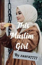 This Muslim girl by zaara7777