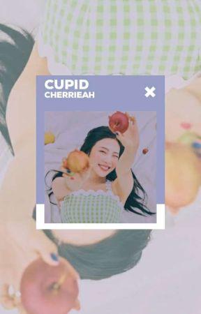 CUPID ; skz af by cherrieah