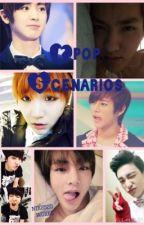 Kpop Scenarios by NiK2525