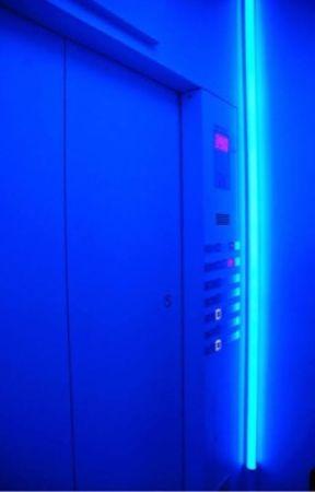 elevator by arealnowherelady