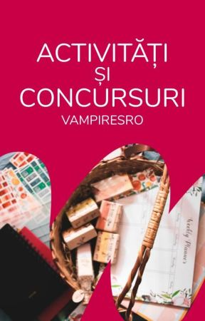 Activități și Concursuri by VampiresRo