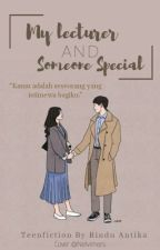 My lecturer and someone special by Rinduantika1212