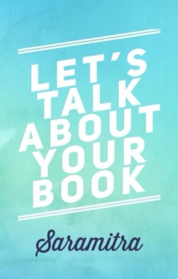 Let's Talk About Your Book!