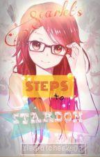 Scarlet's Steps to Stardom (Otaku Diaries Book 2: The OTOME GAMER! ) by zielpatcheeks03