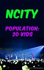 NCiTy | Population: 20 Kids by Scarlet-Periwinkle