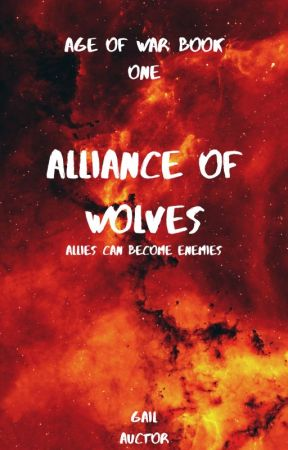 Alliance of Wolves by TheBlueShoeSkidoo