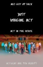 Just Imagine NCT by Goldenn_Maknaee