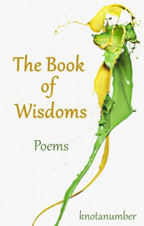 The Book of Wisdoms by knotanumber