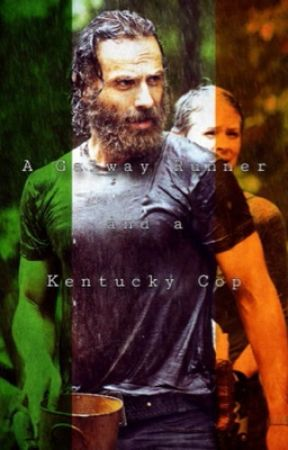 A Galway runner and a Atlanta cop: Rick Grimes by DevilsMischief
