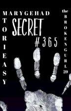 SECRET #365 by Torimarli