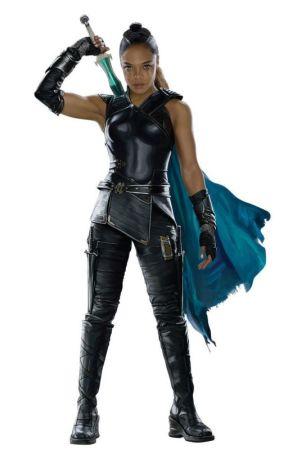The Goddess of Warriors (Valkyrie x Thor & Loki's sister) by Masterofair