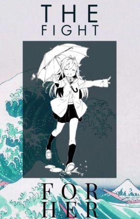 The Fight for Her! (Yandere!Mafia x F!Reader) by Yuki_Seragaki