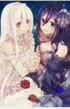 Yin and Yang sisters(Itona x reader x Karma x reader) by MapleUwU_16