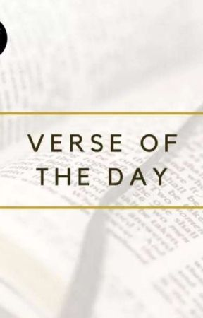 Verse of the Day  by annethyst_