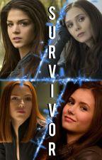 Survivor - A Wanda Maximoff Love Story  by _Wanda_Maximoff_