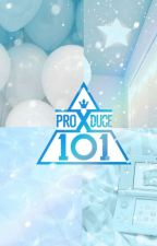 [[Produce X 101 Imagines]] by Bl00Pz