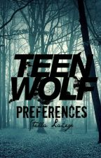 Teen Wolf Preferences by StellaLahey
